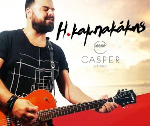 CASPER  AT VERYCOCO BAR CLUB ΘΕΣΣΑΛΟΝΙΚΗ